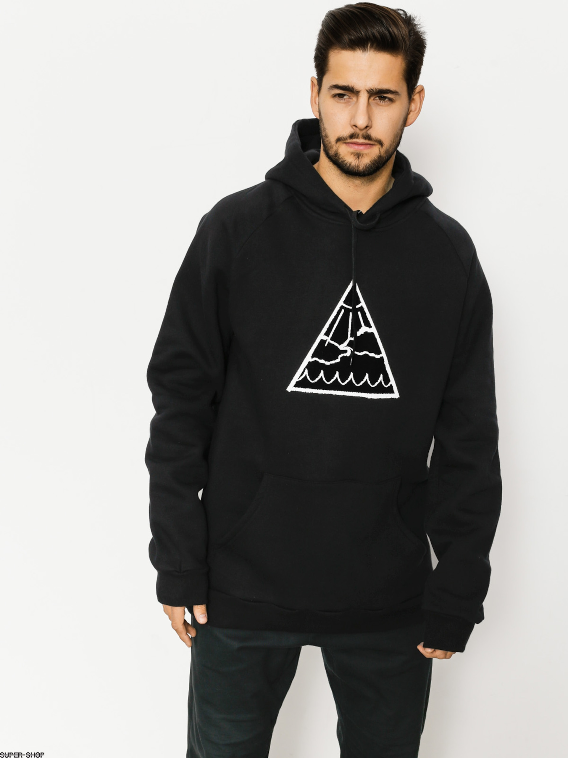Youth Skateboards Hoodie Triangle Logo HD