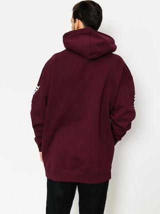 Skate Mental Hoody Trendy Logo HD (burgundy)