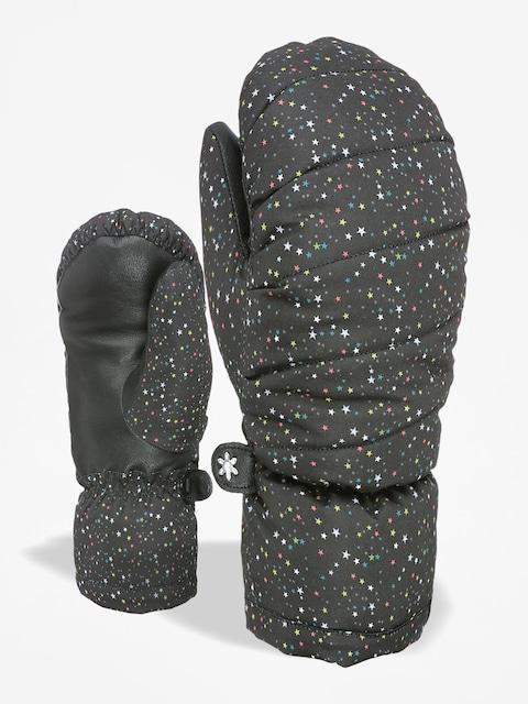 Level Gloves Bliss Cozy Down Mitt Wmn (pk rainbow)