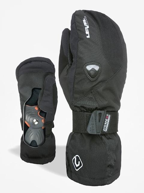 Junior Gloves Level JR Fly Mitt (black)