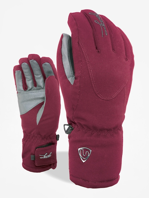 Level Handschuhe Alpine Wmn (fucsia)