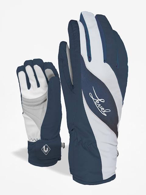 Level Gloves Jasmine Wmn (navy/grey)