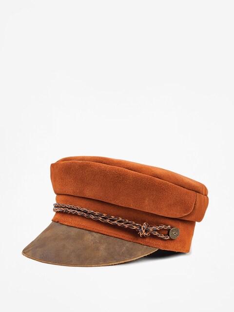 Brixton Flat cap Kayla ZD Wmn (rust)