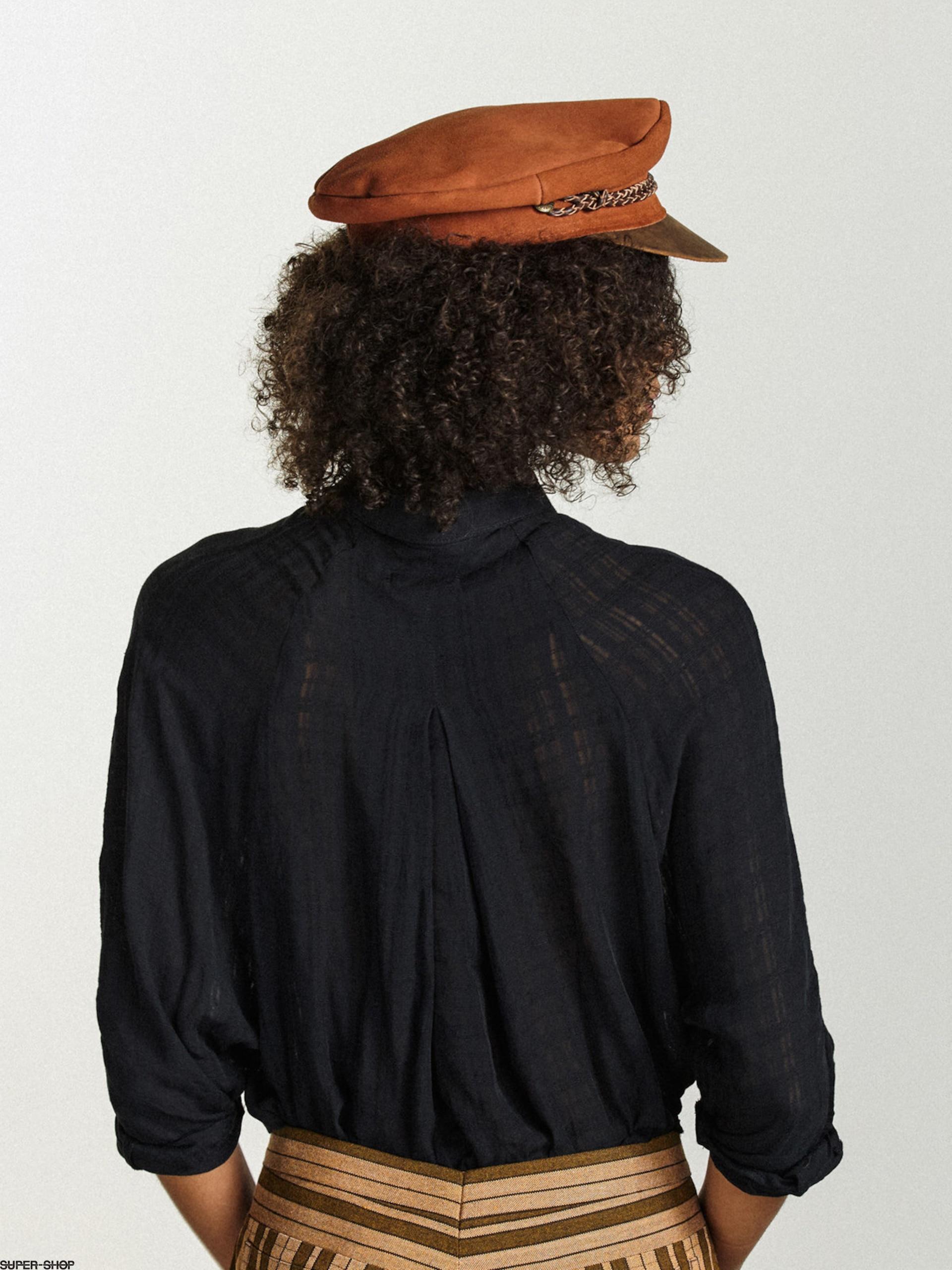 Brixton Flat cap Kayla ZD Wmn (rust) 59b2a4eee730