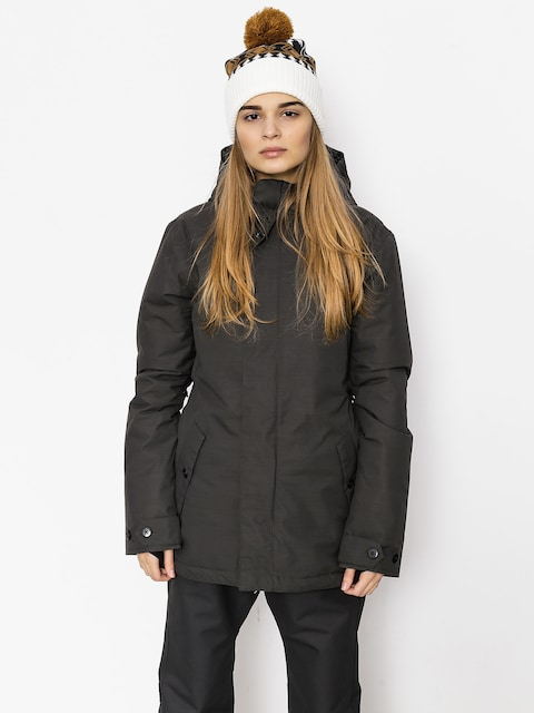 Airblaster Snowboard jacket Posh Parka Wmn (black)