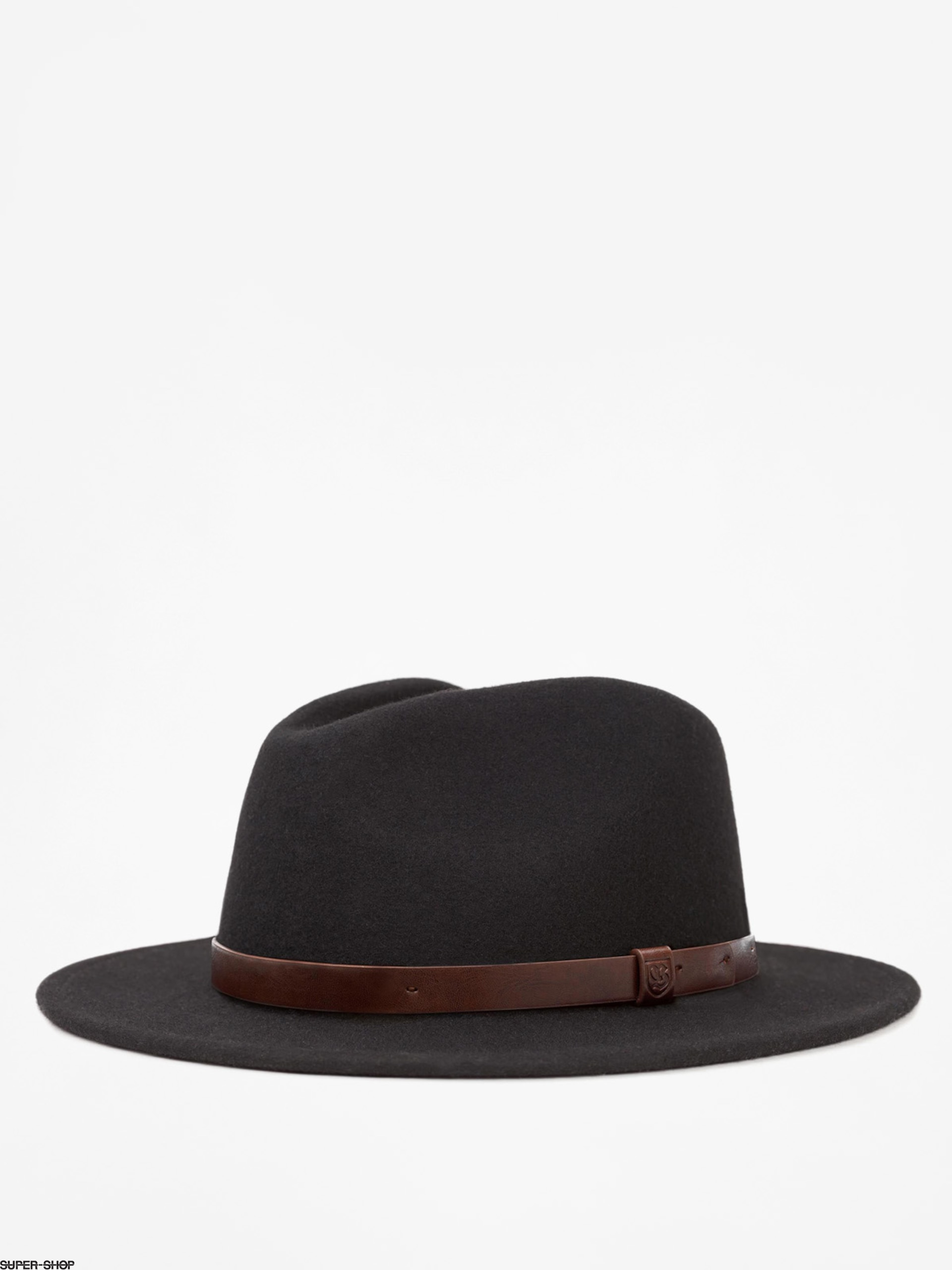 Brixton Hat Messer Fedora (black)