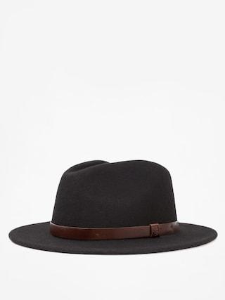 Brixton Hat Messer Fedora (black)