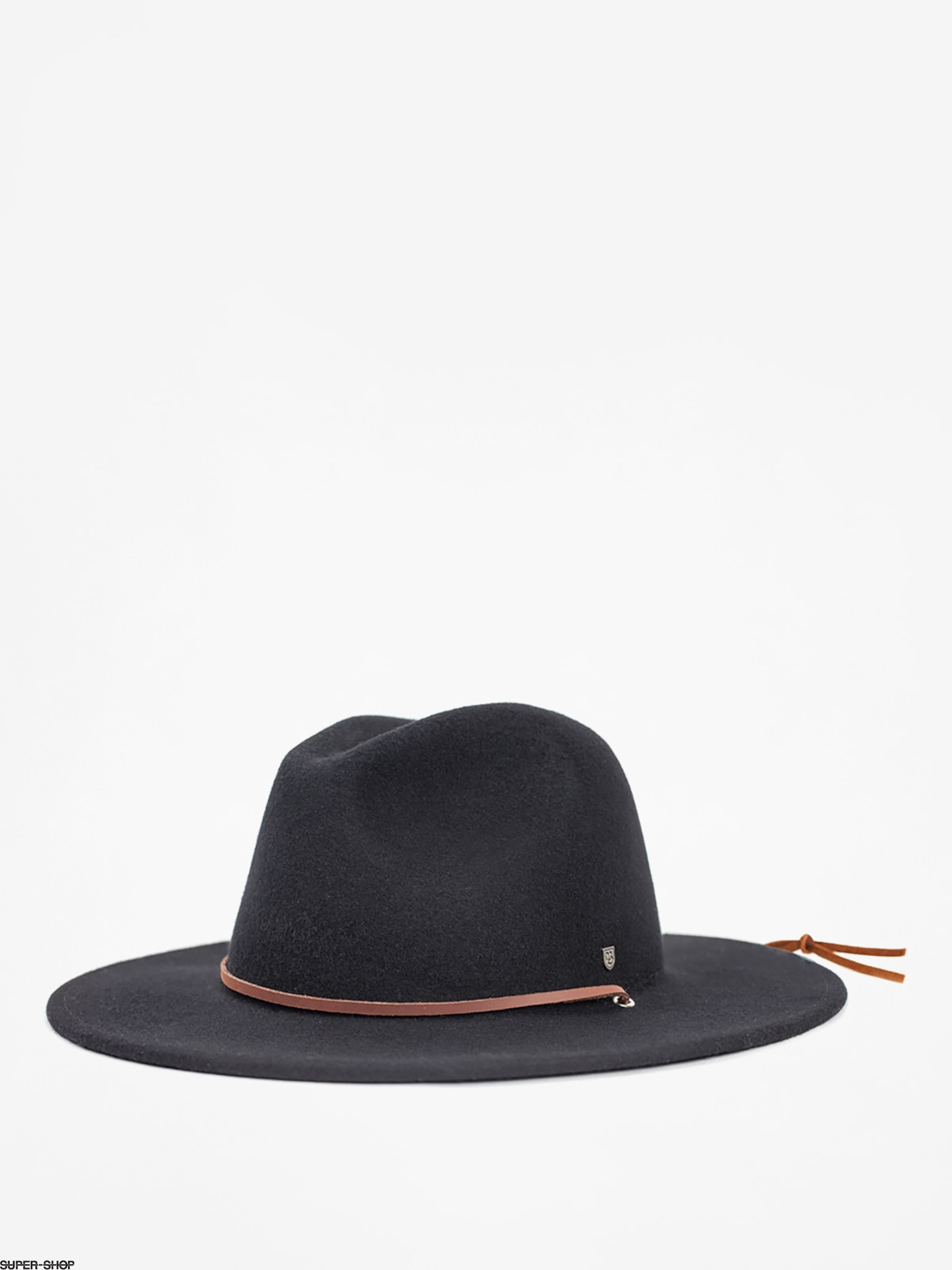 Brixton Hat Field (black)