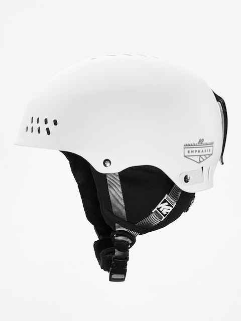 K2 Helmet Emphasis Wmn (white)