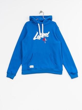 LRG Hoodie Lifted Scrpt HD (blue)