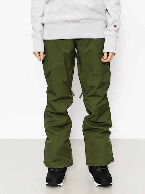 Burton Snowboardhose Society Wmn (rifle green)