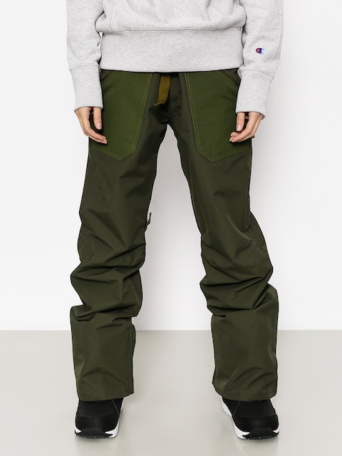 Burton Snowboard pants Veazie Wmn (frstnt/rflgrn)