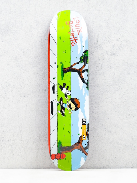 Enjoi Deck Barletta Bff (blue/green/red)