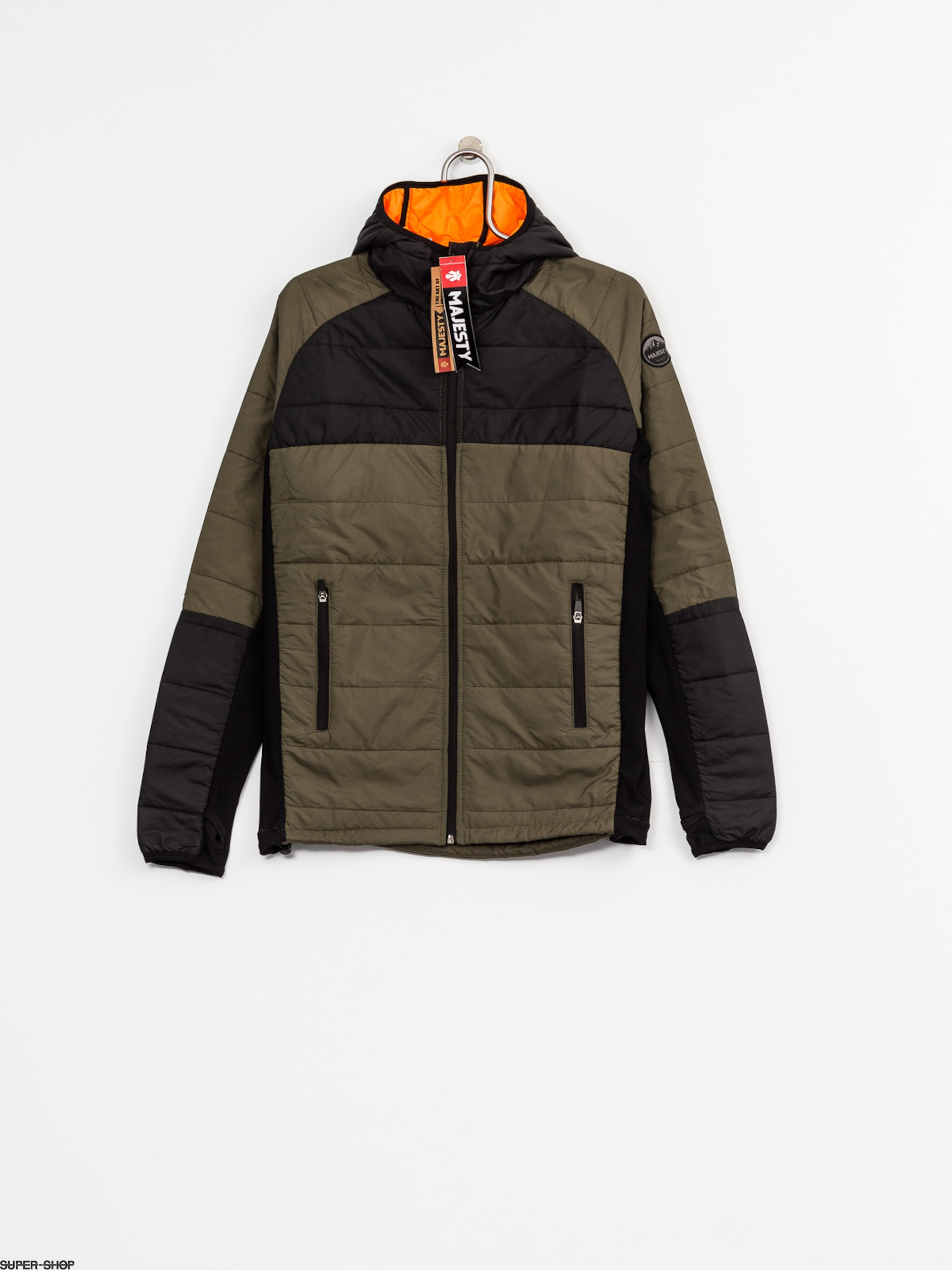 Majesty Jacket Asgaard 2 0 Insulated (green/black)