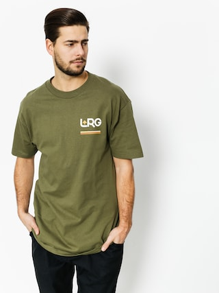 LRG T-shirt Lifted 47 (miltry green)