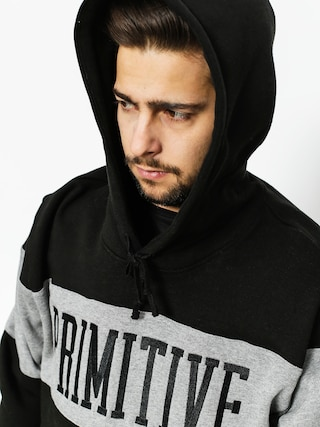 Primitive Hoodie Paneled HD (black)