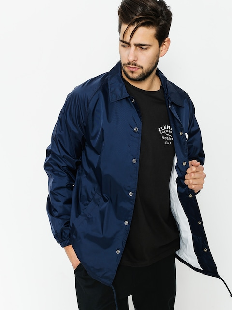Primitive Jacke Dirty Windbreaker (navy)