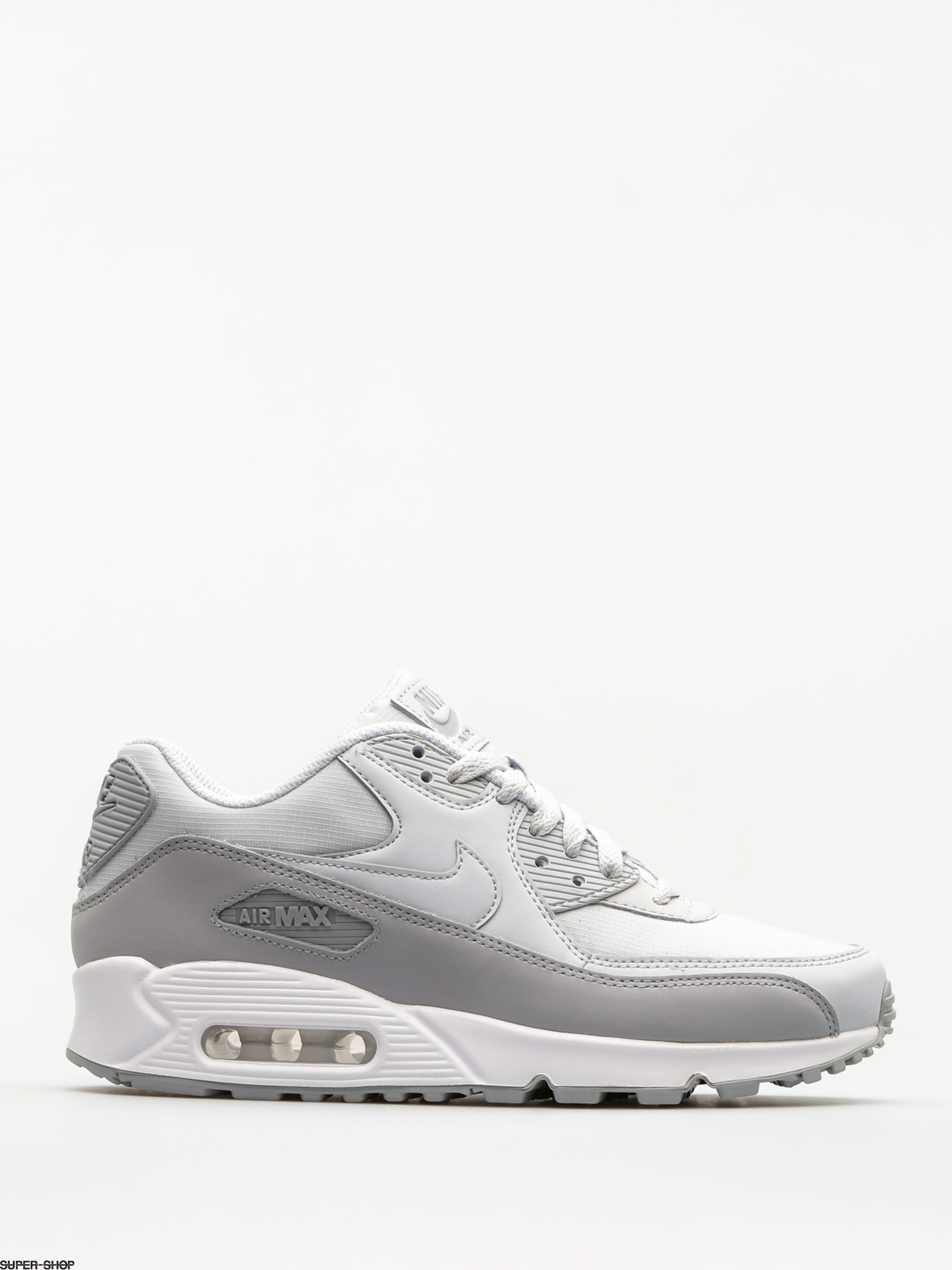 Nike Schuhe Air Max 90 Essential (wolf grey/pure platinum white)