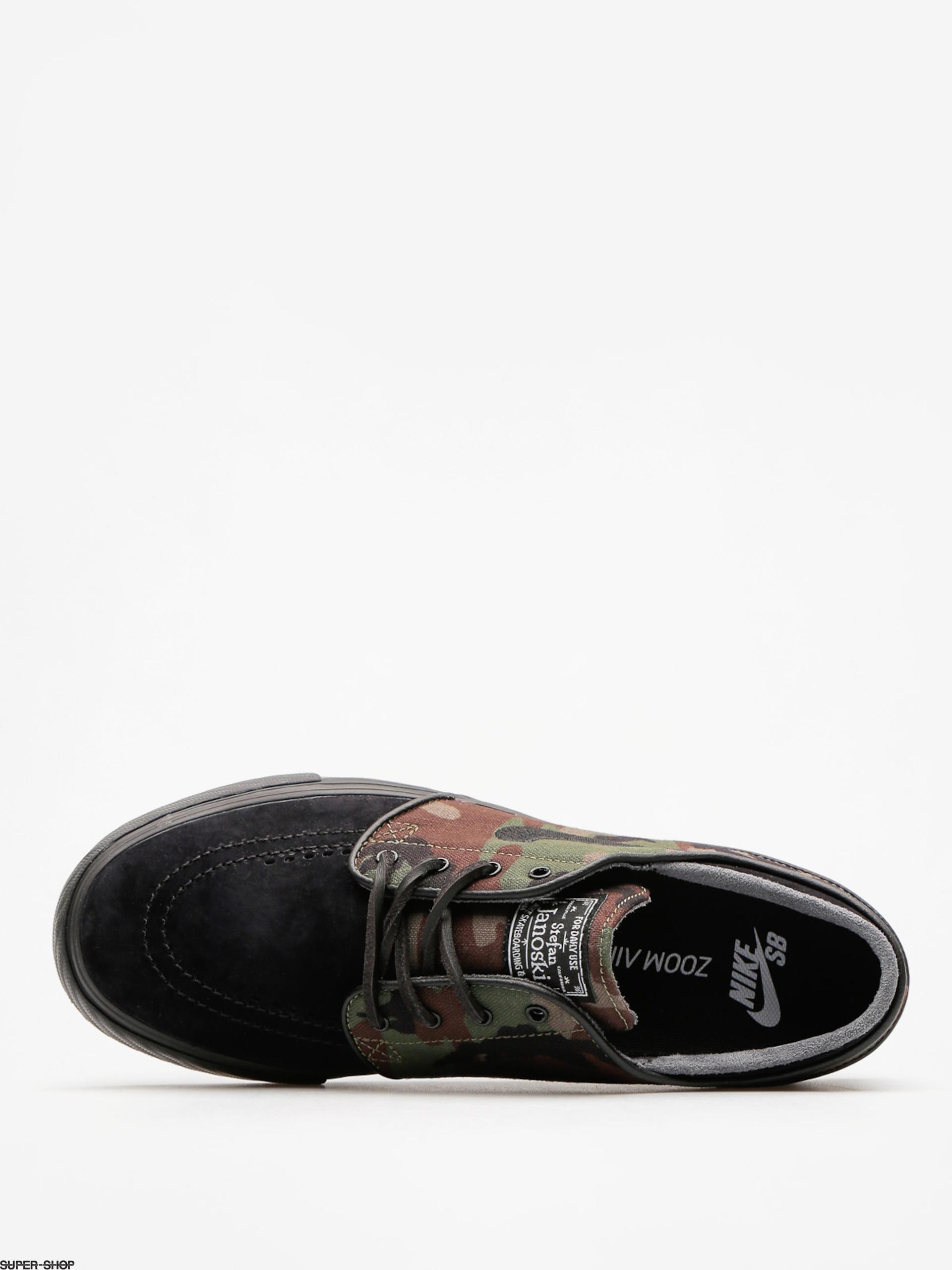 Nike SB Schuhe Air Zoom Zoom Zoom Stefan Janoski Og (schwarz/schwarz medium olive 37e89b