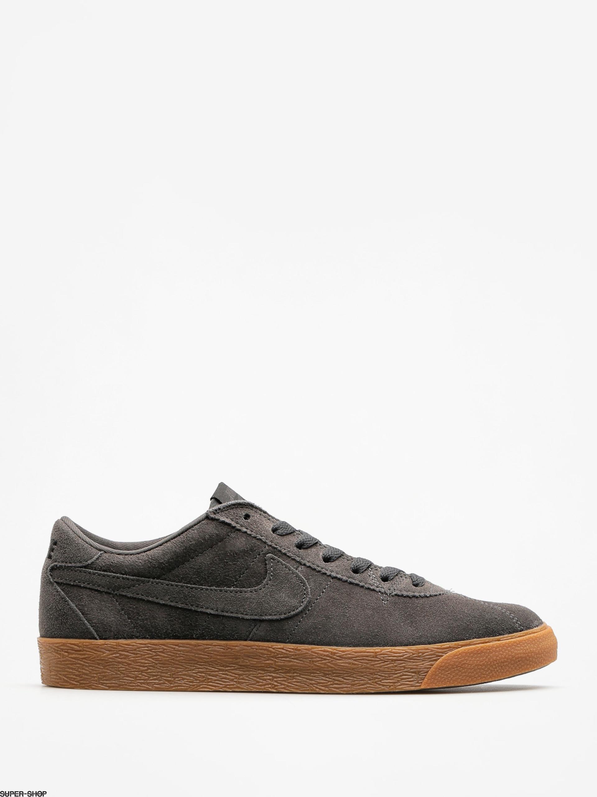 7e78c346ed49 Nike SB Shoes Zoom Bruin Premium Se (anthracite anthracite black)
