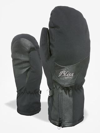 Level Gloves Bliss Emerald Mitt Gore Tex Wmn (black)