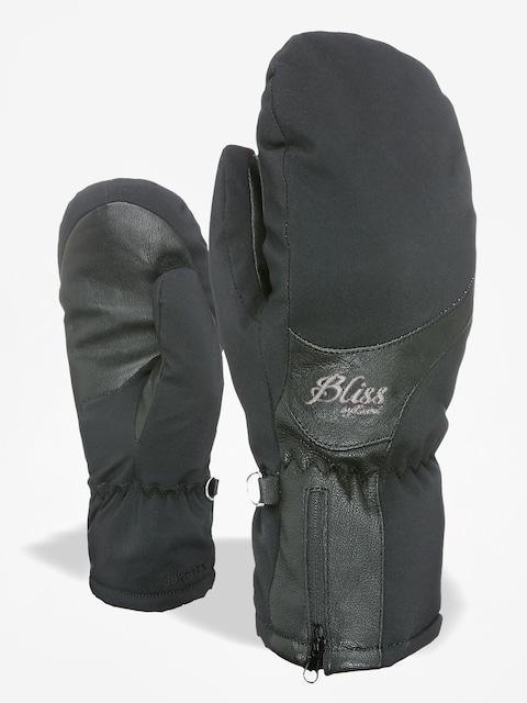 Level Handschuhe Bliss Emerald Mitt Gore Tex Wmn (black)