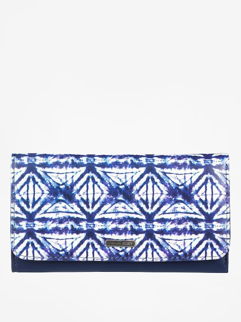 Roxy Wallet My Long Eyes Wmn (dress blues geometri)
