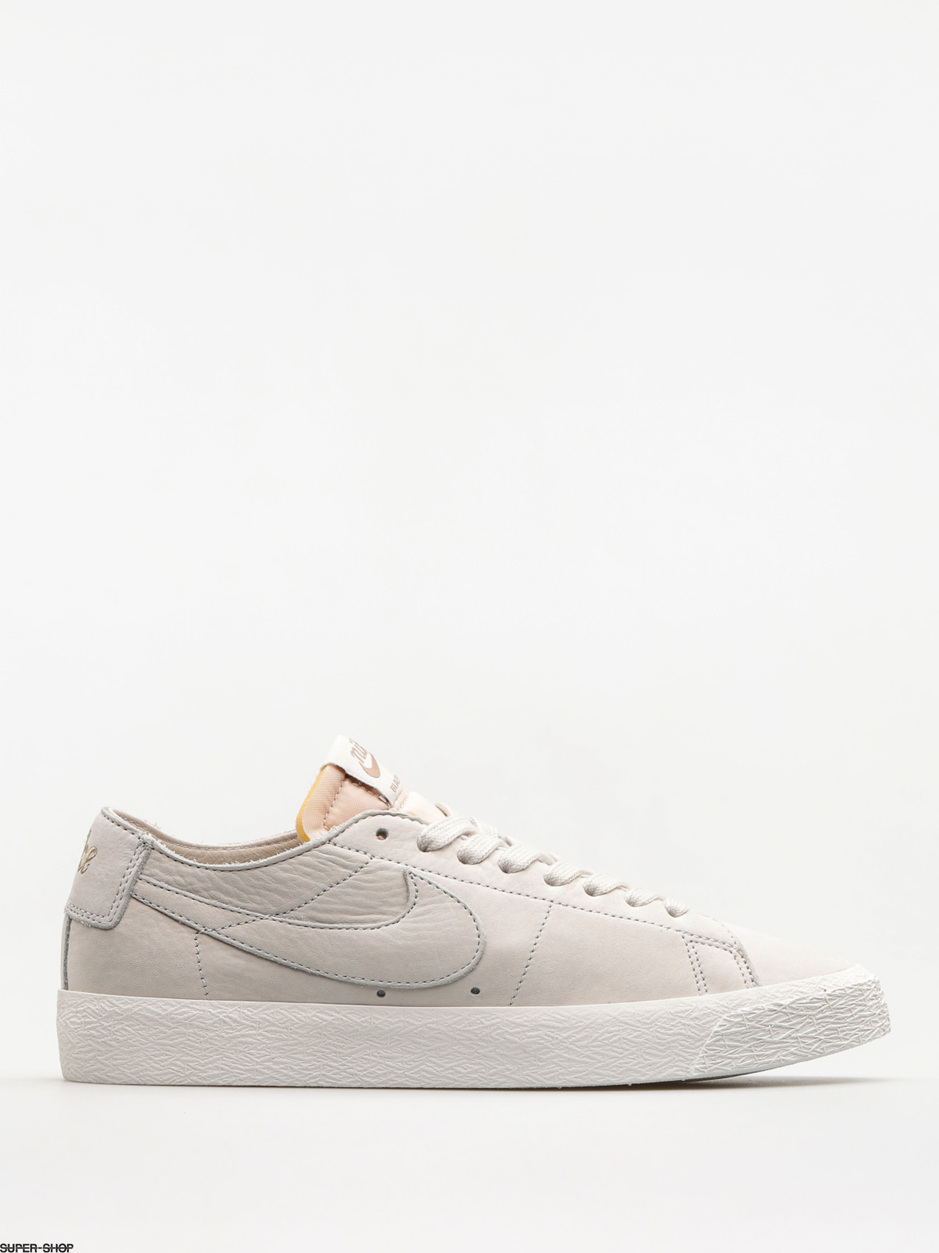 Nike SB Schuhe Zoom Blazer Low Deconstruct (light bone/light bone khaki)