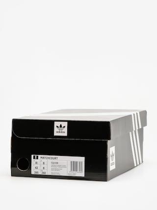 adidas Shoes Matchcourt (cblack/ftwwht/gum4)