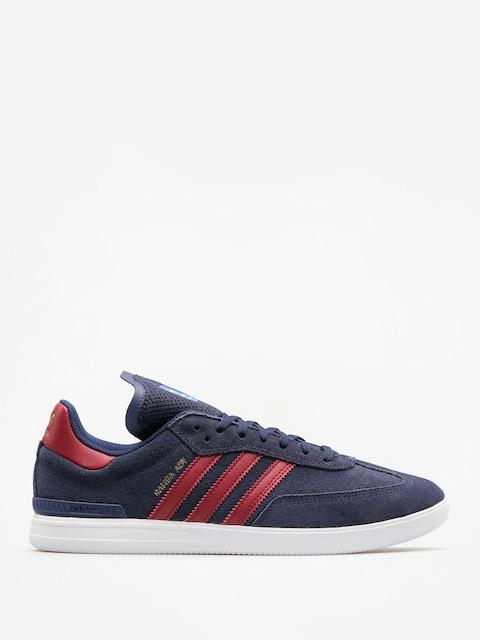 adidas Shoes Samba Adv (conavy/cburgu/ftwwht)