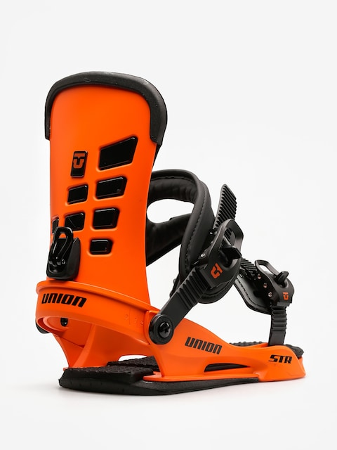 Union Snowboard bindings Str (orange)
