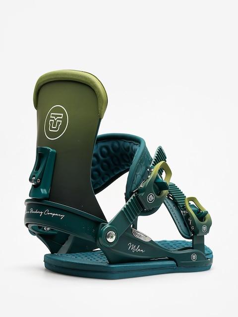Union Snowboardbindung Milan Wmn (olive)