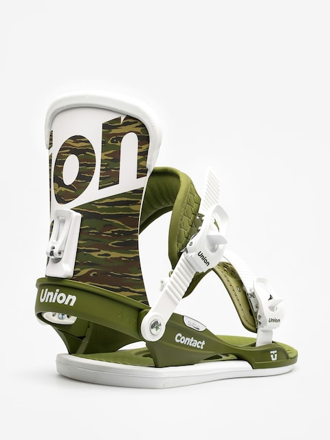Union Snowboard bindings Contact (camo)