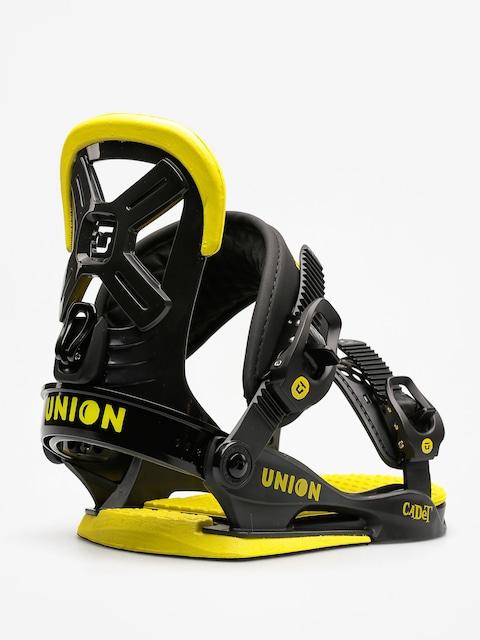 Union Snowboard bindings Cadet (black)