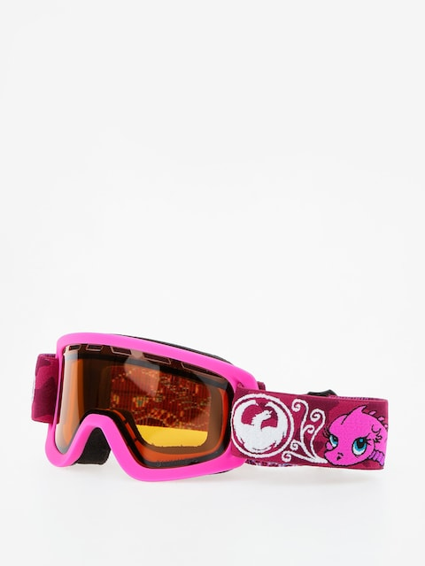 Dragon Goggle Lil D (gilly lumalens silver ion)