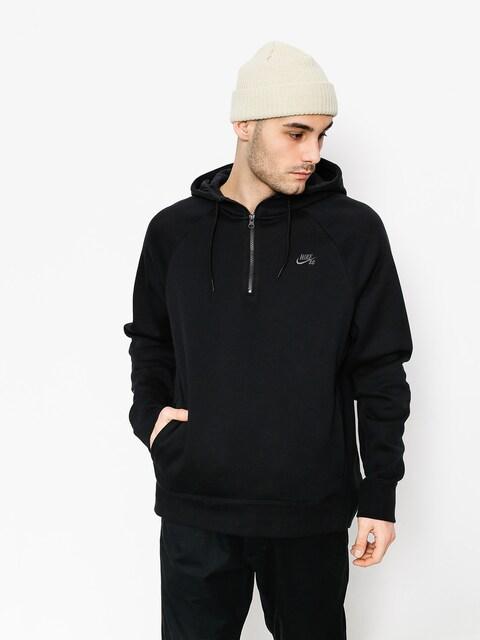 Nike SB Hoodie Hoodie Icon Hz HD (black/dark grey)