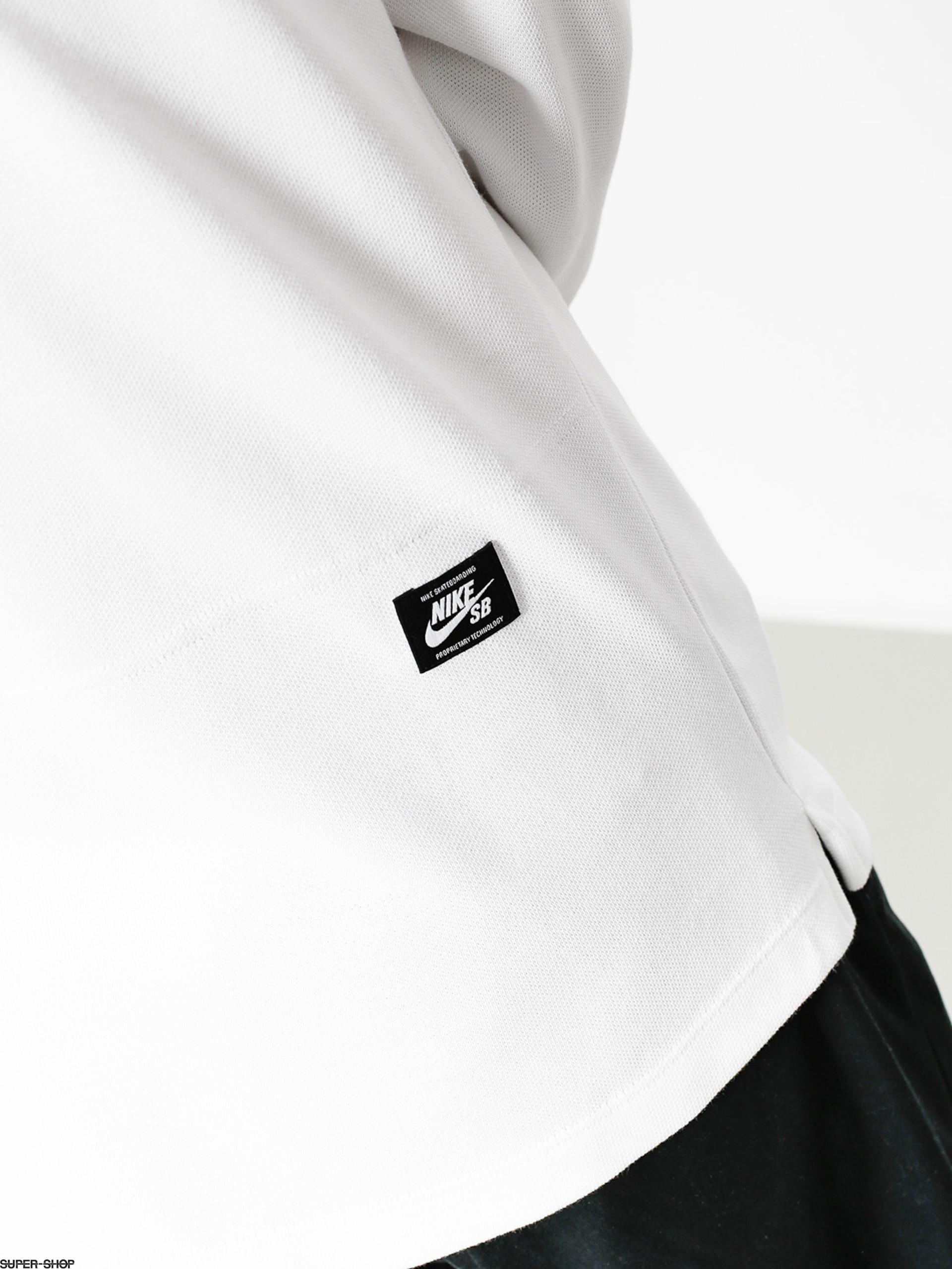 c9d78a9444f Nike SB Longsleeve Dry Top Rugby (white/white)