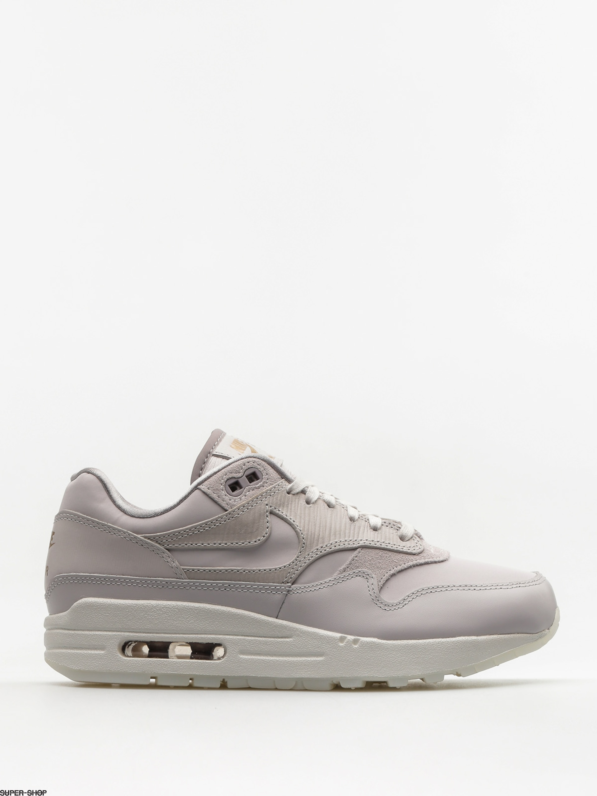Nike Shoes Air Max 1 Premium Wmn (vast grey/vast grey atmosphere grey)