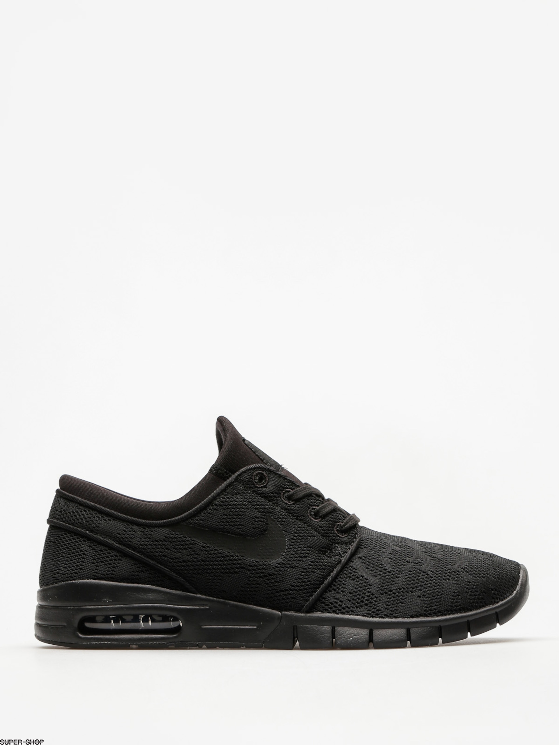 for whole family superior quality wholesale outlet Nike SB Schuhe Sb Stefan Janoski Max (black/black anthracite)