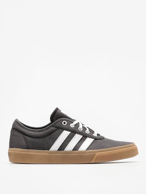 adidas Shoes Adi Ease (cblack/ftwwht/gum3)