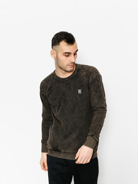 Majesty Sweatshirt Cafe Racer (black/stain)