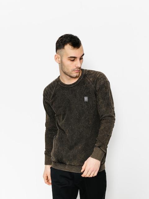 Majesty Sweatshirt Cafe Racer (black/stain)