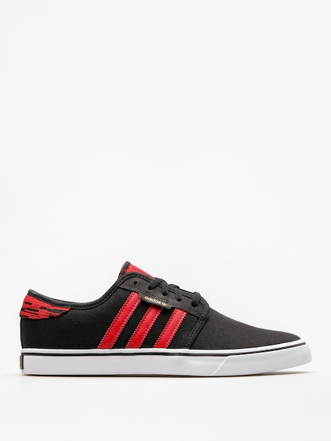 adidas Shoes Seeley (cblack/scarle/ftwwht)