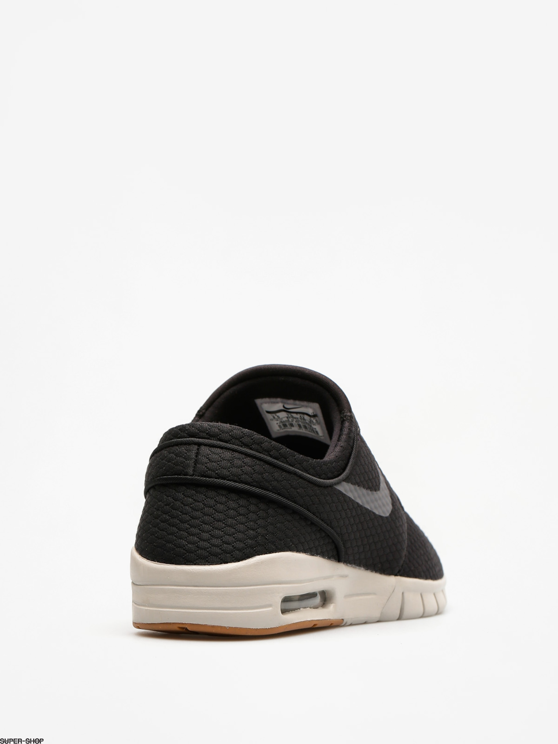 4312e71e5096 Nike SB Shoes Sb Stefan Janoski Max (black dark grey gum med brown light  bone)