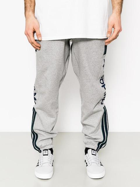 adidas Hose Quarzo fleecepan (mgreyh)