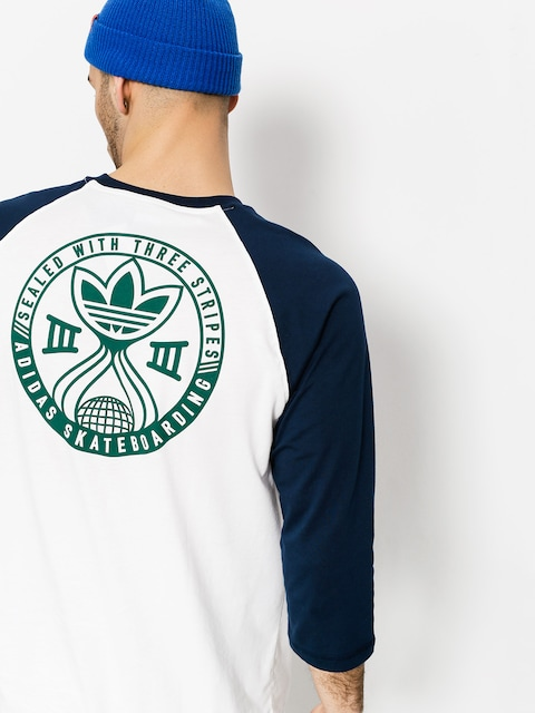 adidas T-shirt Diecon 3/4 (white/nindig)