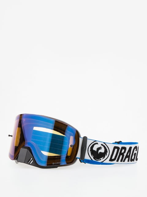 Dragon Cross goggles NFXs (factory/lumalens blue/clear)