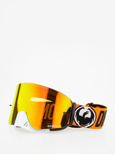 Dragon Cross goggles NFX (flash orange/yellow red ion/clear)