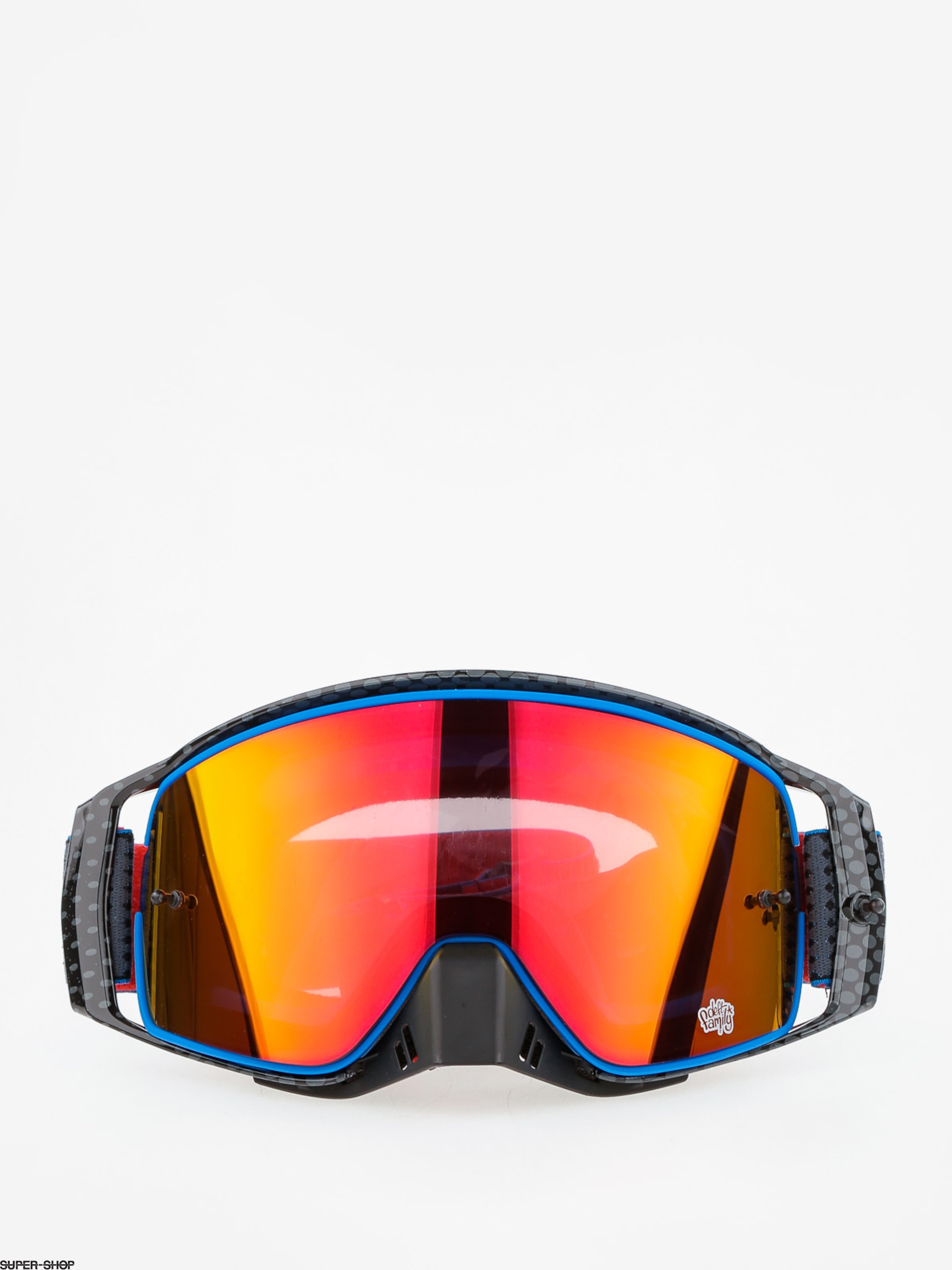 0192cb1cd Dragon Cross goggles NFX2 (nate adams/injected lumalens red ion)