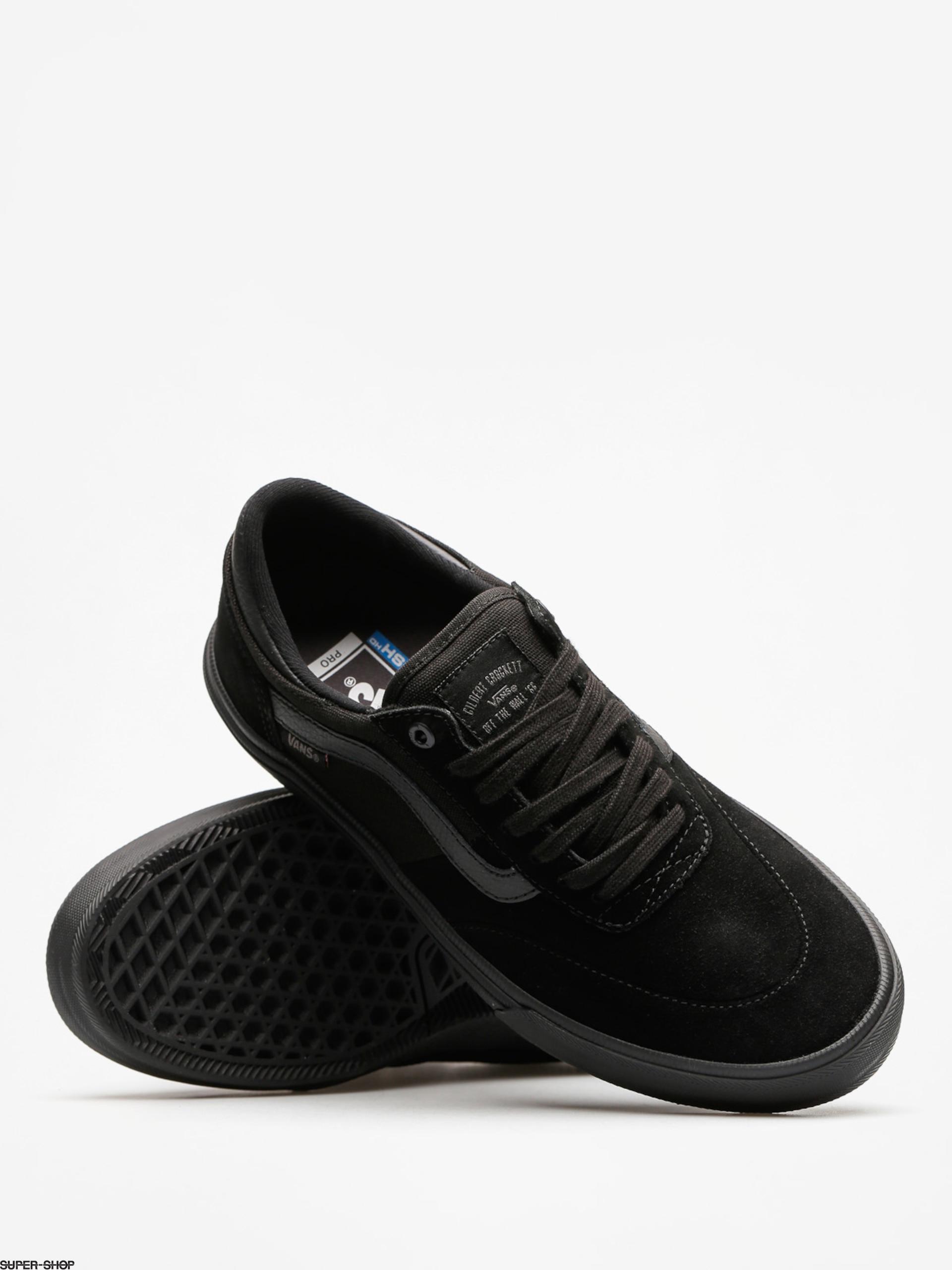 b85a7d3664 Vans Shoes Gilbert Crockett 2 Pro (suede blackout)